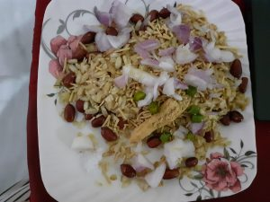 Mithila snack chura bhuja